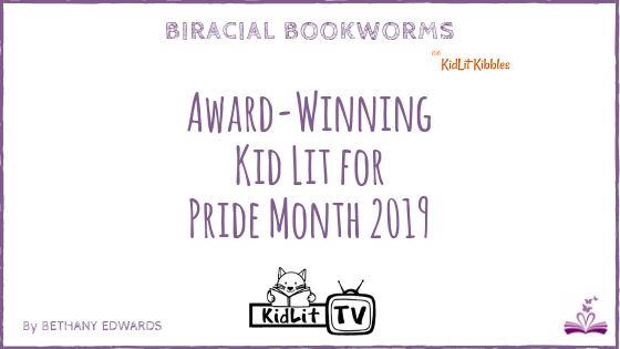 Kidlit from Pride Month 2019