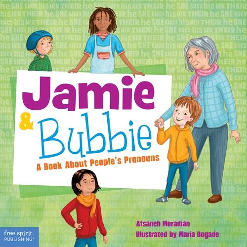 Jamie and Bubbie